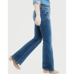 14 Short American Eagle Favorite Boyfriend Jeans